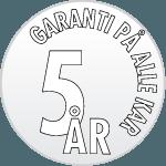 garanti-5-aar